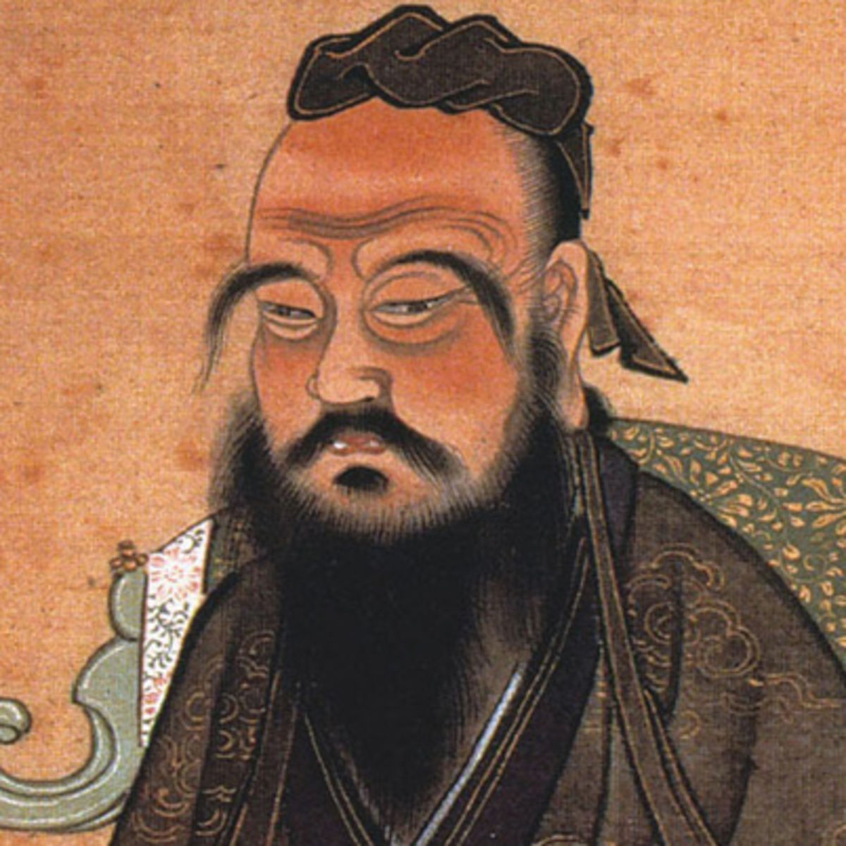 superior man Confucius