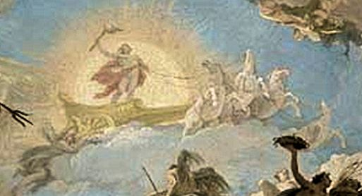 symbology in myth sun chariot