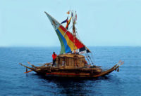 Feathered Serpent I sailing