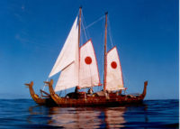 Feathered Serpent III sailing