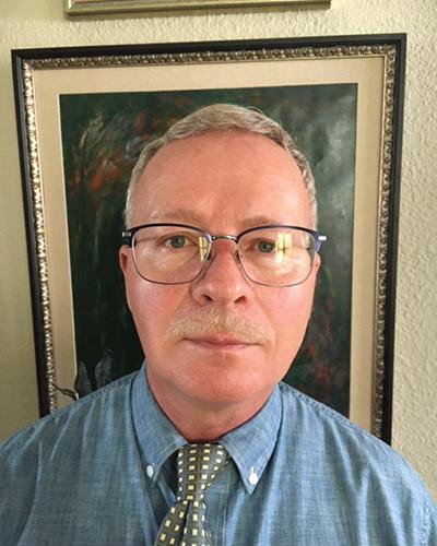 Greg Klinedinst headshot